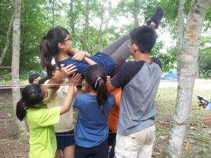 Confidence Teambuilding Games